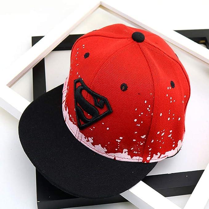 xiaochicun Sombrero de Hip Hop para niños Caliente Bate de ...