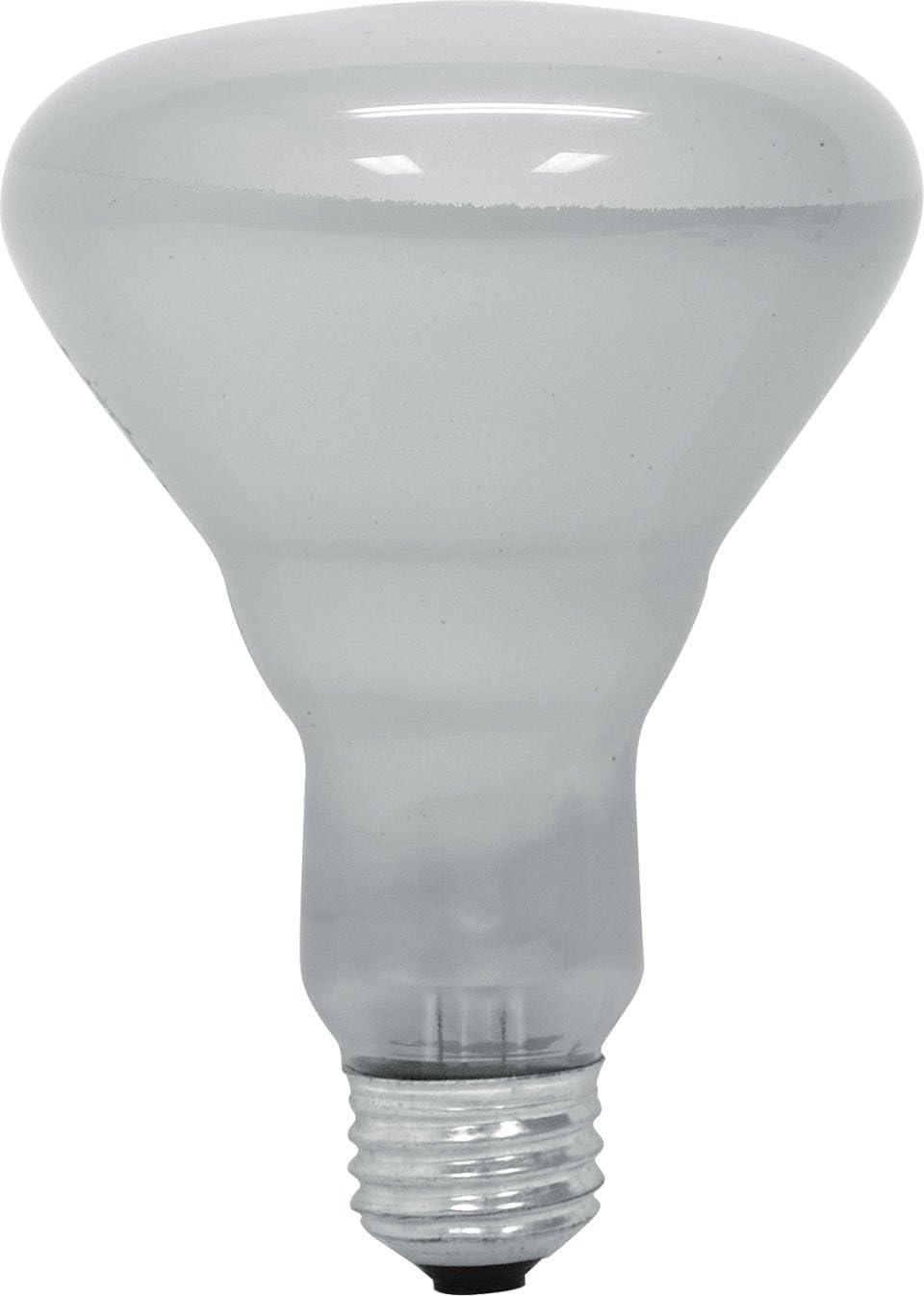 120V 65W GE Lighting 20996 Medium Base BR30 Reflector Plant Floodlight Bulb