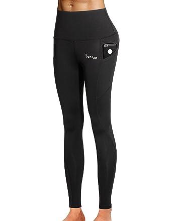 Women leggings Fitness Gym Exercise Running Yoga Pants Activewear Sports Capri