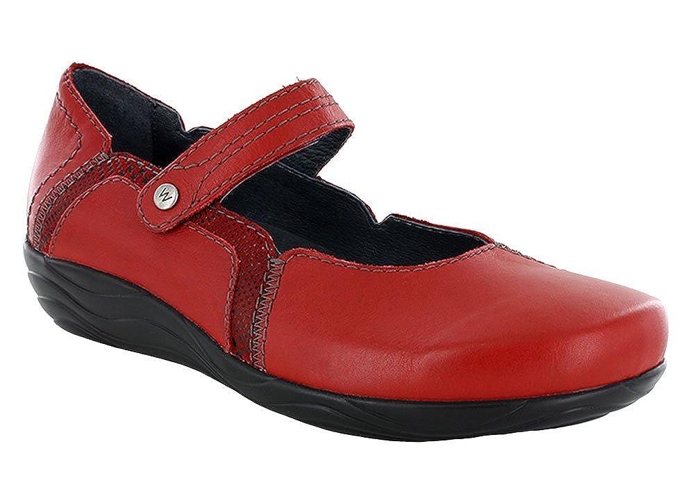 10570 rosso Nubukleder Wolky Seali KA