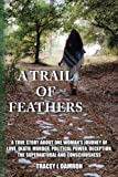 A Trail of Feathers, Tracey Damron, 1481182951