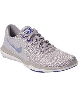 23b2b286c1e0b NIKE Women s Flex Supreme TR 6 Atmosphere Grey Purple Slate-Vast Grey Training  Shoes