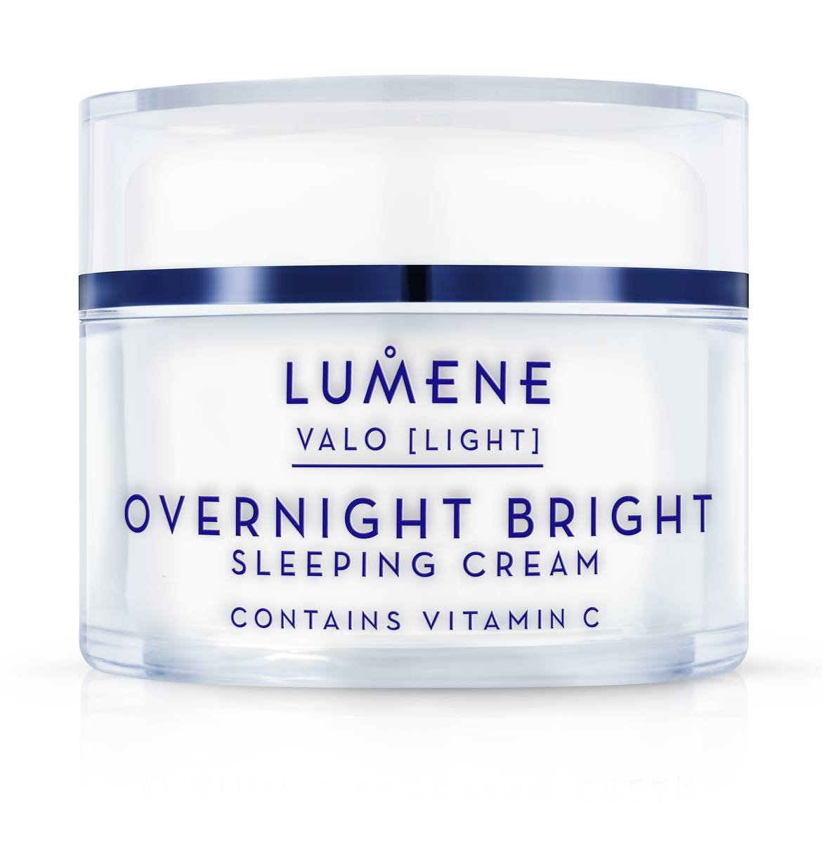 Valo Vitamin C Overnight Bright Sleeping Cream Lumene North America