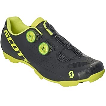 Scott MTB RC 2019 - Zapatillas para Bicicleta, Color Negro y Amarillo: Amazon.es: Deportes y aire libre