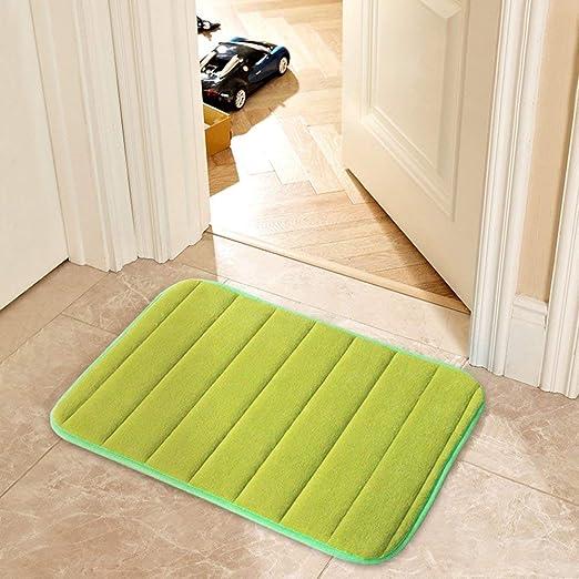 MEIDI Home Sala de Estar Dormitorio Alfombras de Cocina Baño Puerta corredera de baño Alfombra de Puerta: Amazon.es: Hogar
