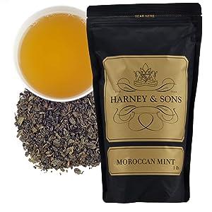 Harney & Sons Moroccan Mint, 16 oz Loose Leaf Tea