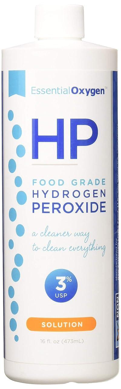 Essential Oxygen Food Grade Hydrogen Peroxide