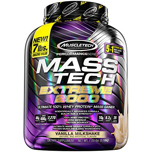 MuscleTech Performance Extreme Vanilla Pound