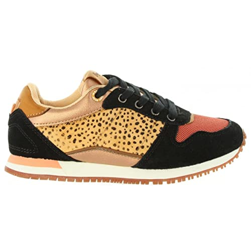 Zapatillas Deporte de Mujer y Niña PEPE JEANS PGS30316 Sydney 193 Spice: Amazon.es: Zapatos y complementos