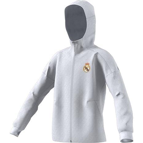 e9b095c2163b6 adidas Anth Zne Y Chaqueta Línea Real Madrid Cf