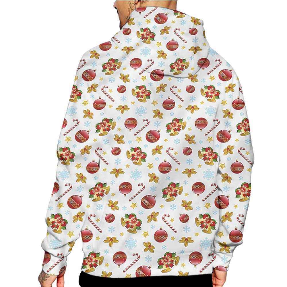 Hoodies Sweatshirt/Autumn Winter Christmas,Tree Festive Presents,Sweatshirts for Women Hanes