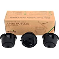 Refillable Pods Compatible with Nescafe Dolce Gusto Brewers
