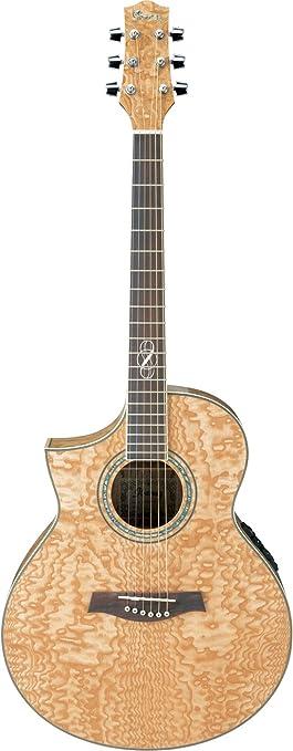 Ibanez EW20LASE NT Exotic Wood Electro Acoustic Lefthanded Guitar