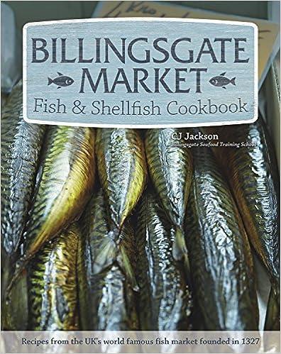 Book Billingsgate Market Fish and Shellfish Cookbook