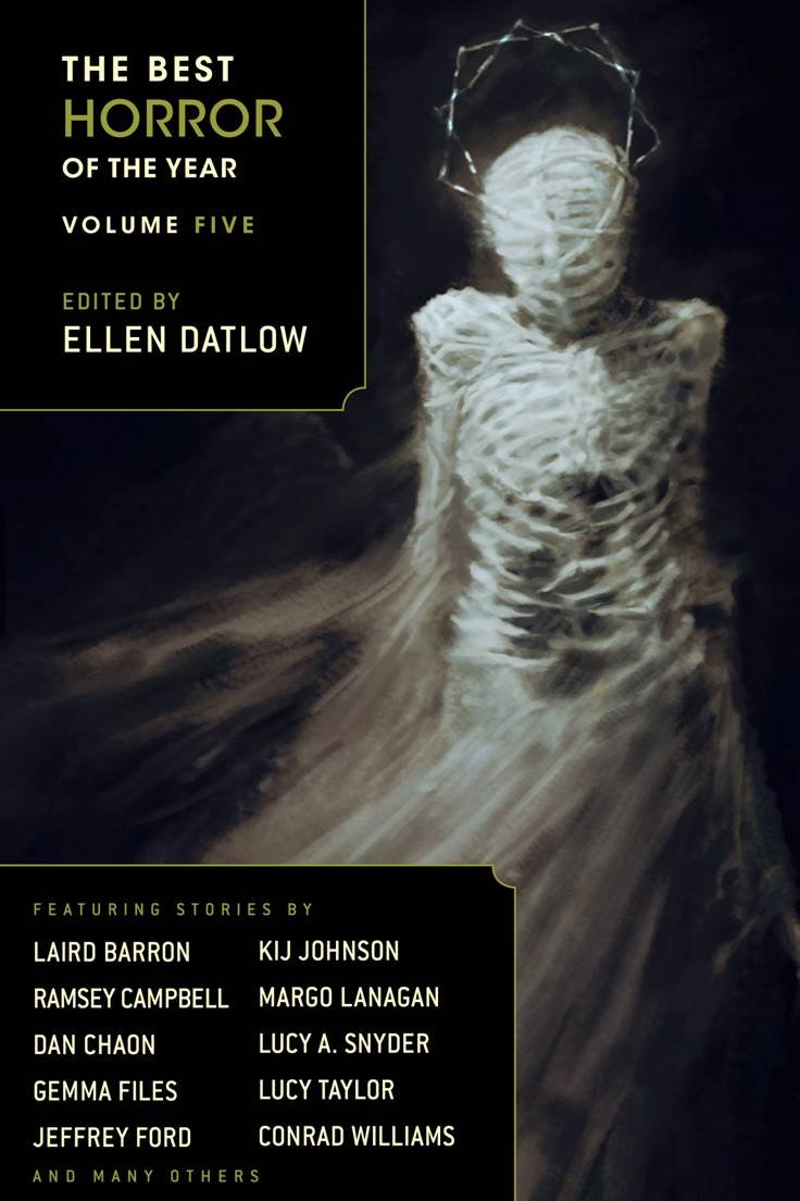 The Best Horror of the Year Volume Five PDF