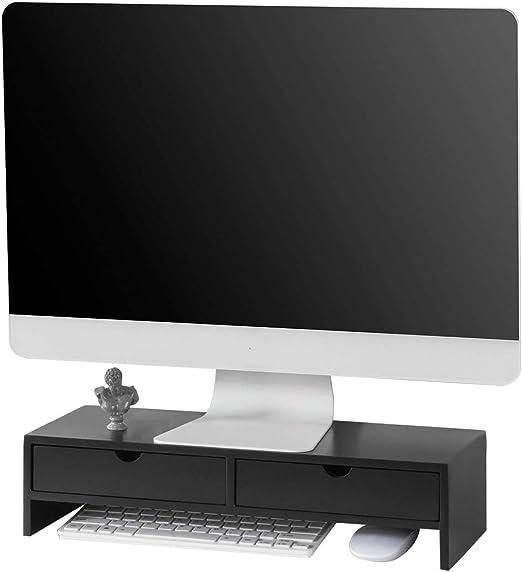 Sobuy Bbf02 Sch Monitor Bildschirm Ständer Computer Zubehör
