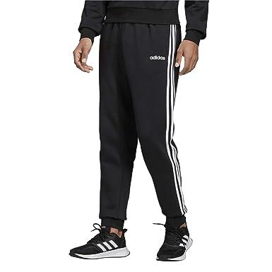Adidas Essentials 3 Stripes Tapered Pant FL Cuffed