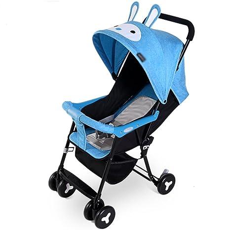 HAOJUN El Carro de bebé apoyabrazos Completamente Desmontables ...