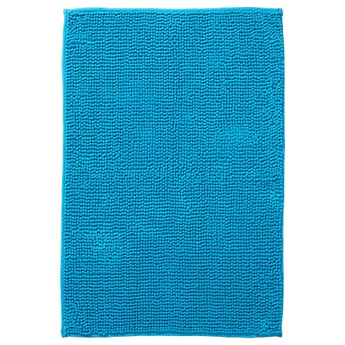 Ikea Toftbo Bathmat Turquoise by IKEA