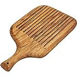 Perfeclan ブレッドカッティングボード ブレッドカッターボード 木製 耐久性