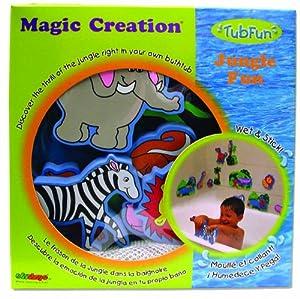 Edushape Magic Creations Bath Play Set