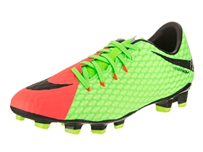 2e985c6248 Nike Hypervenom Phelon III FG Mens Football Boots 852556 Soccer Cleats (UK  9.5 US 10.5