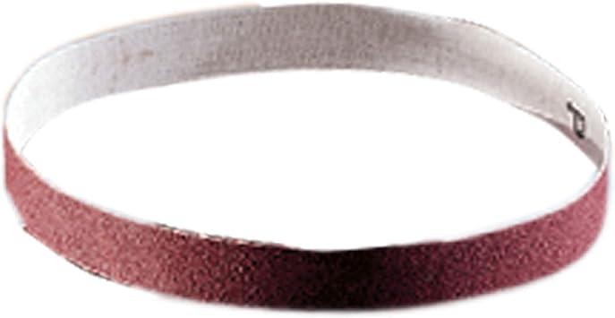 Bandas de lija Flexovit 100 x 560 mm, 10 unidades, grano 120