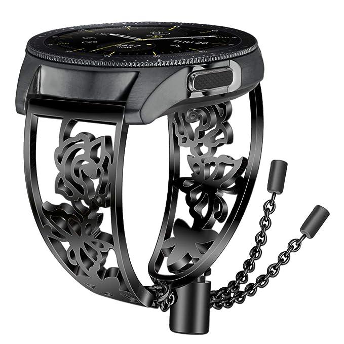 Amazon Com Vigoss Metal Bracelet Compatible With Galaxy 42mm Watch