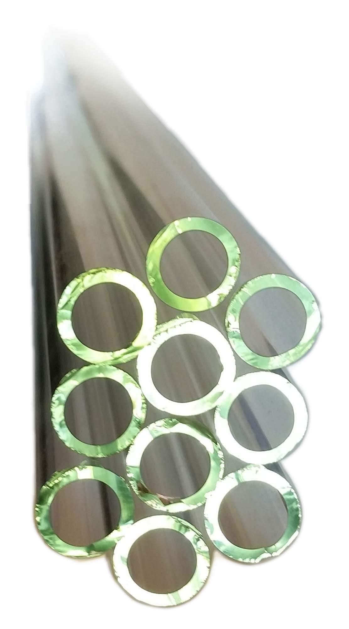 GSC International 8MMBT-48-1-5 Borosilicate Glass Tubing, 8mm Diameter, 48'' Long (5-Pound Pack)
