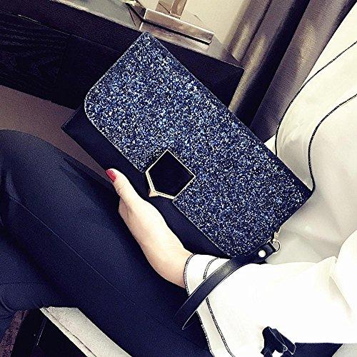 Aoligei Main sac fashion chaîne Bao femelle à main des femmes B