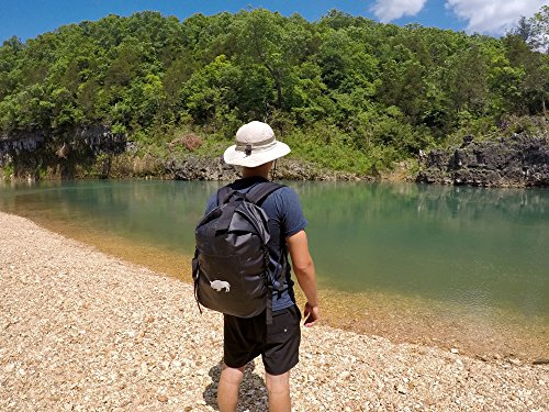 GOOD CHOICE Bovida Gear Rolltop Backpack   100% Waterproof Dry Bag ... 8cc46a8d2edcc