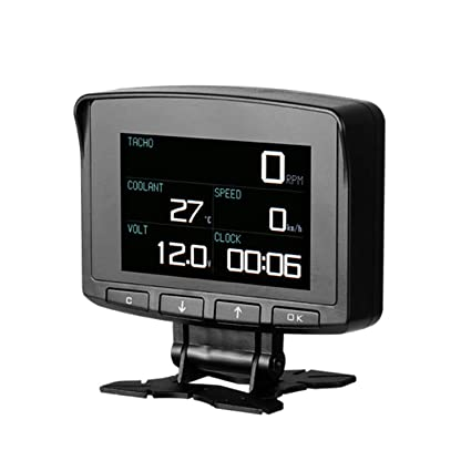 Car HUD GPS Head Up Display 2.4