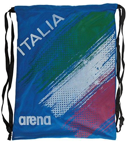 arena Fast Mesh Fin Italy Bag, Royal, TU by arena