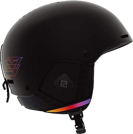 Technologie Coque ABS Casque de ski et snowboard pour homme Salomon