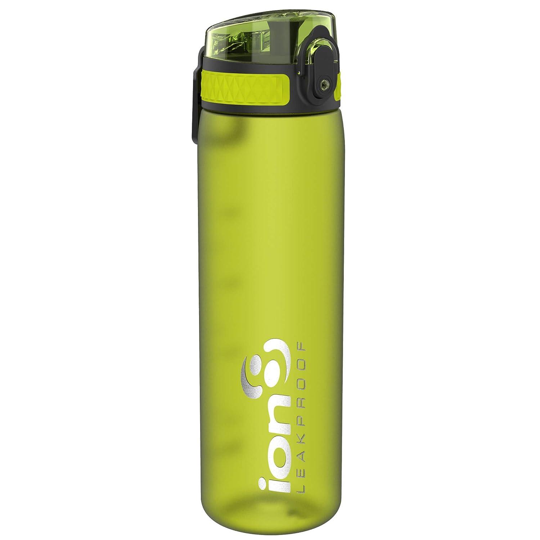 ion8 Leak Proof BPA Free, Botella de agua, sin BPS, a pueba de ...