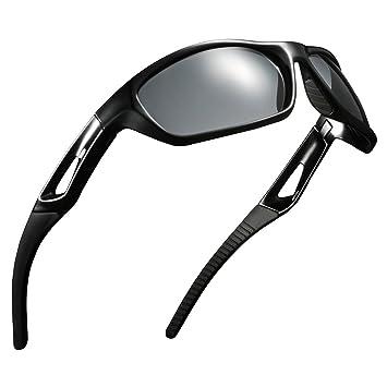 omore polarized sports sunglasses, solar shield wayfarer goggles ...