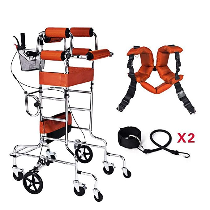 SXD Walk Andador de Andar para Adultos con Doble Apoyo en ...