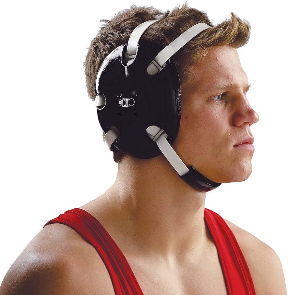 Cliff Keen E58 Headgear Color: Black : Wrestling Ear Guards : Sports & Outdoors