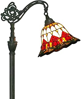Whse of Tiffany BR-160123 Tiffany-Style Rome Reading Lamp - Table ...