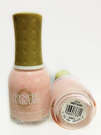 Amazon.com : Orly Nail Lacquer Sweet Blush : Nail Polish : Beauty