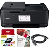 PIXMA TR8520 Wireless Home Office All-in-One Printer (TR 8520, INK COLOR KIT)