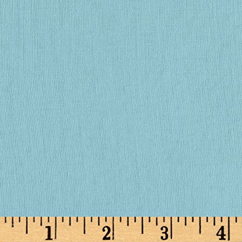 Cloud 9 Organic Tout Petit Gauze Solid Fabric by the Yard, (Solid Gauze)