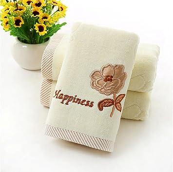 Longless Corte de algodón, terciopelo, bordados, toallas: Amazon.es: Hogar