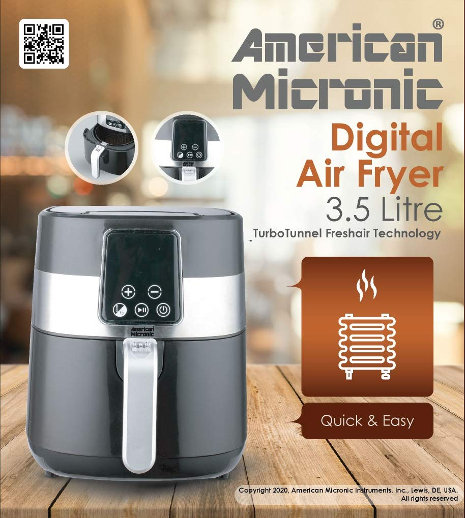American Micronic air fryer review