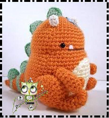 DRAGÓN TRAGÓN AMIGURUMIPERSONALIZABLE (Bebé, crochet, ganchillo, muñeco, peluche, niño,