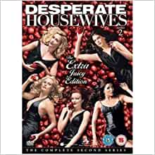 desperate housewives l 39 int grale saison 2 teri hatcher. Black Bedroom Furniture Sets. Home Design Ideas