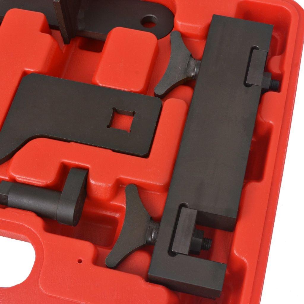 Festnight Kit de Sincronización del Motor 6 Piezas para Jaguar y Land Rover V8 5.0L: Amazon.es: Hogar