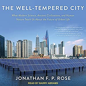 The Well-Tempered City Audiobook