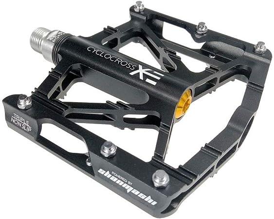Pedales De Bicicleta Pedal 3 Palin aleación de aluminio de bicicletas de pedal ultra ligero de