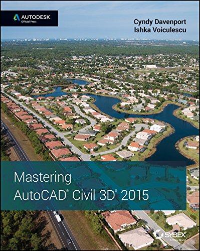 Download Mastering AutoCAD Civil 3D 2015: Autodesk Official Press Pdf